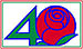 Logo del quarantennale